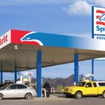 La gasolina, un poco más cara