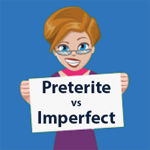 Spanish Preterite vs Imperfect - Learn and Practice