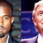Kanye West expresa su apoyo a Trump
