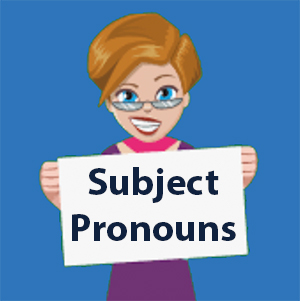 Subject Pronouns in Spanish: yo, tú, él, ella... Learn and Practice Them