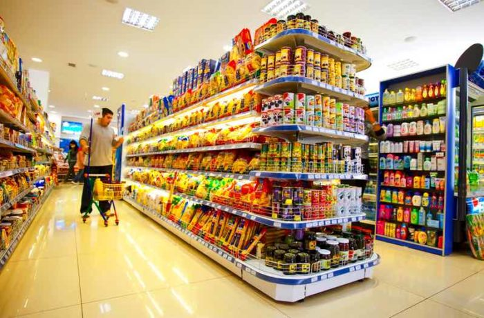 Spanish Vocabulary and Phrases at the Supermarket