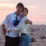 Cristiano felicita a su novia por su 25 cumpleaños