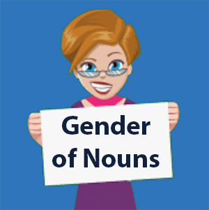 Gender of Nouns in Spanish, Masculine and Feminine