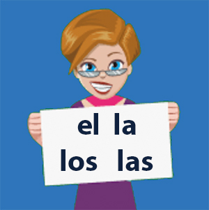 el la los las in Spanish - Spanish Definite Articles
