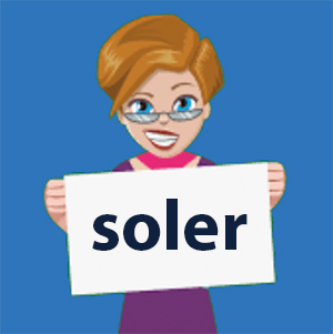 The Verb Soler in Spanish