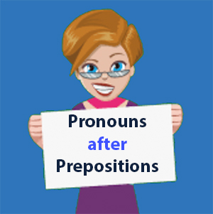 Spanish Pronouns after Prepositions - Learn Them and Practice