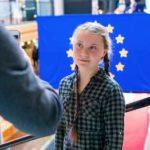 Greta Thunberg habla en las Naciones Unidas