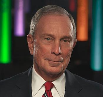 A picture of Bloomberg