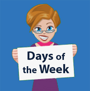 Days of the Week in Spanish - Learn and Practice