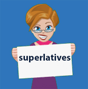 Spanish Superlatives with mas and menos - Learn and Practice