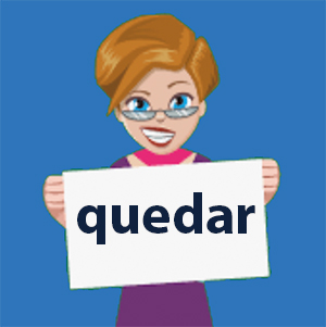 The Verb Quedar in Spanish - Its Different Meanings