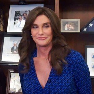 A picture of Caitlyn Jenner