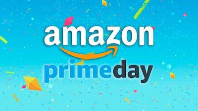 A promo image for Amazon Prime Day